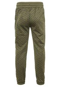WE Fashion - Pantalones deportivos - green - 1