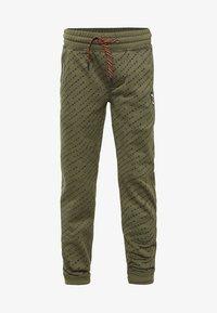 WE Fashion - Pantalones deportivos - green - 0