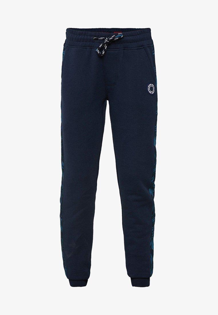 WE Fashion - Pantalones deportivos - dark blue
