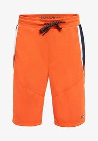 WE Fashion - Shorts - bright orange - 0