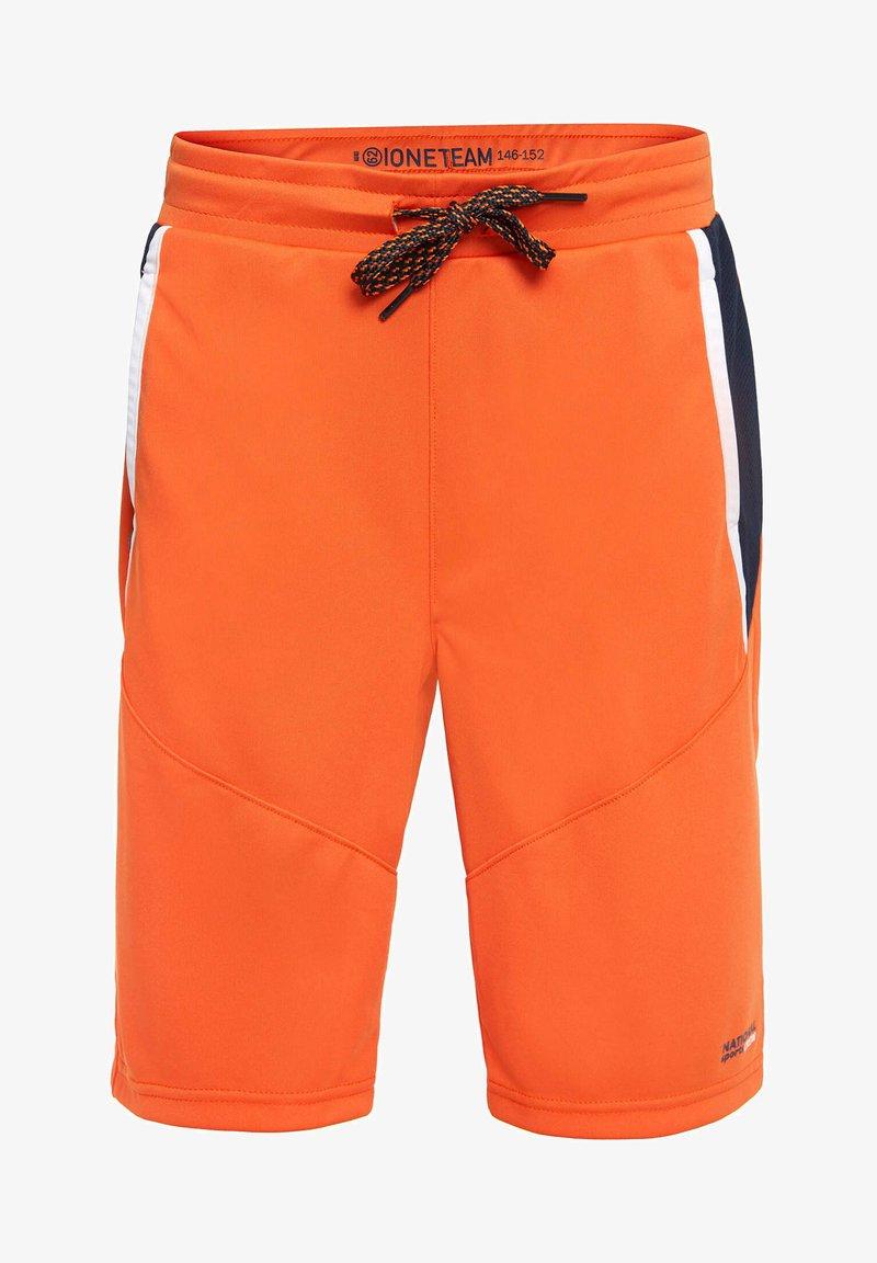WE Fashion - Shorts - bright orange