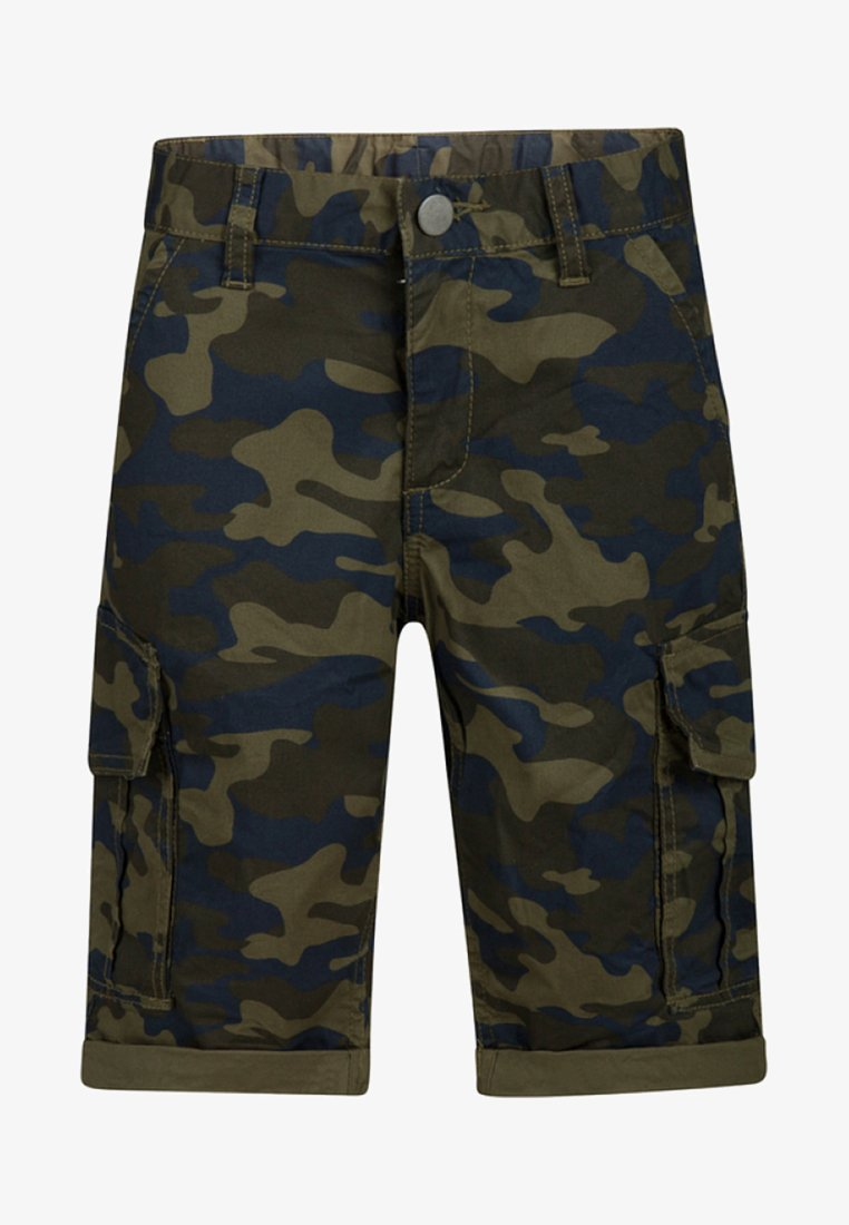 WE Fashion - Cargo trousers - green