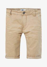 WE Fashion - WE FASHION JUNGEN-SLIM-FIT-CHINOSHORTS - Shorts - beige - 2
