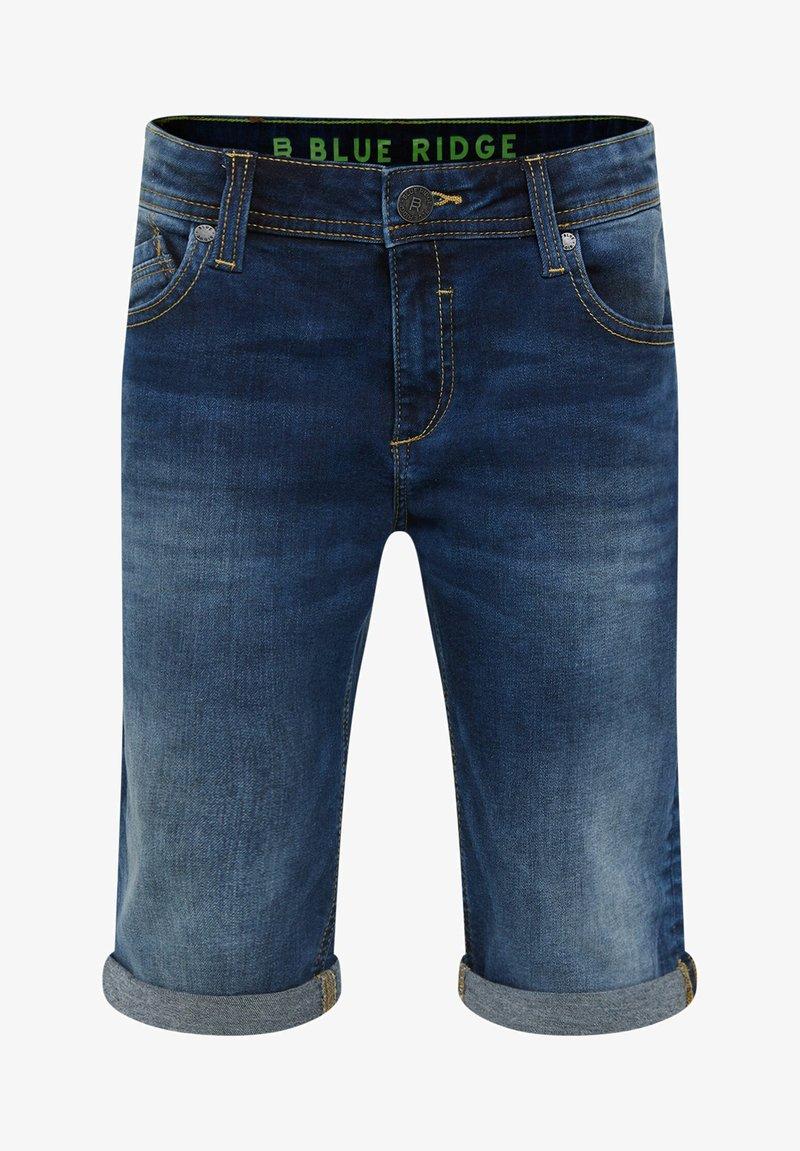 WE Fashion - Jeansshort - blue