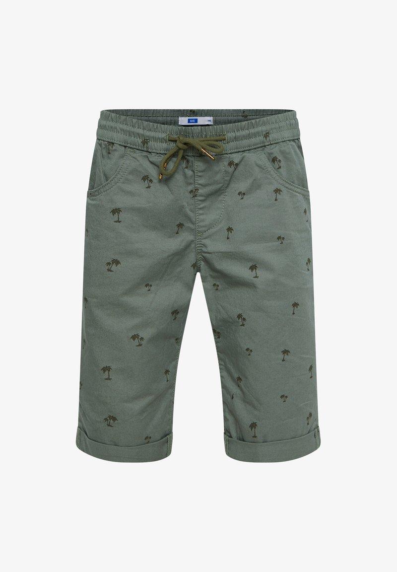 WE Fashion - Short - moss green