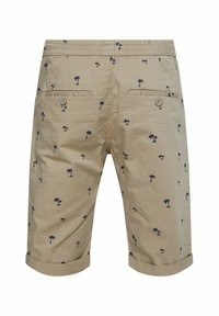WE Fashion - Shorts - mottled olive - 1