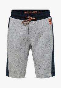 WE Fashion - Shorts - blended light grey - 0