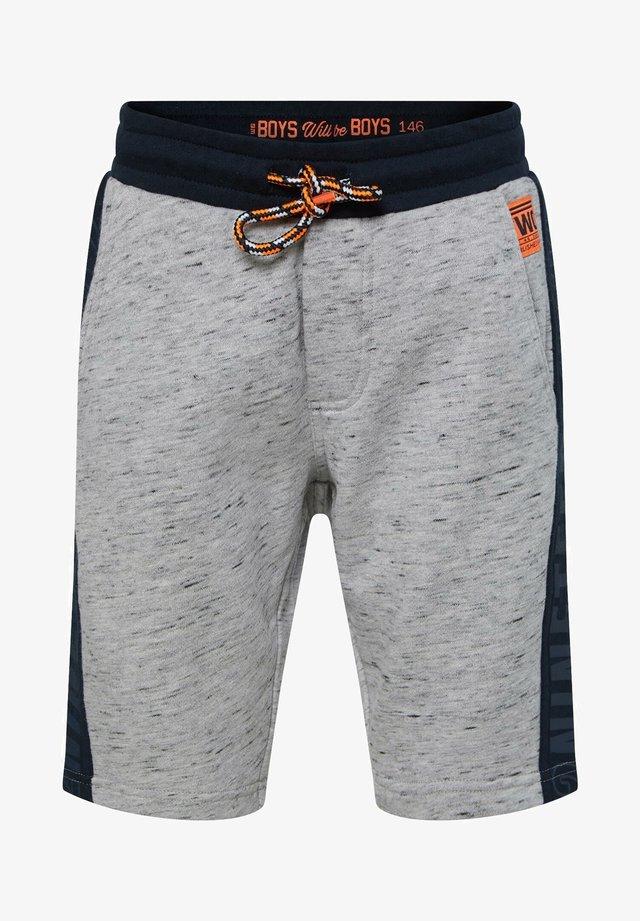 Shorts - blended light grey