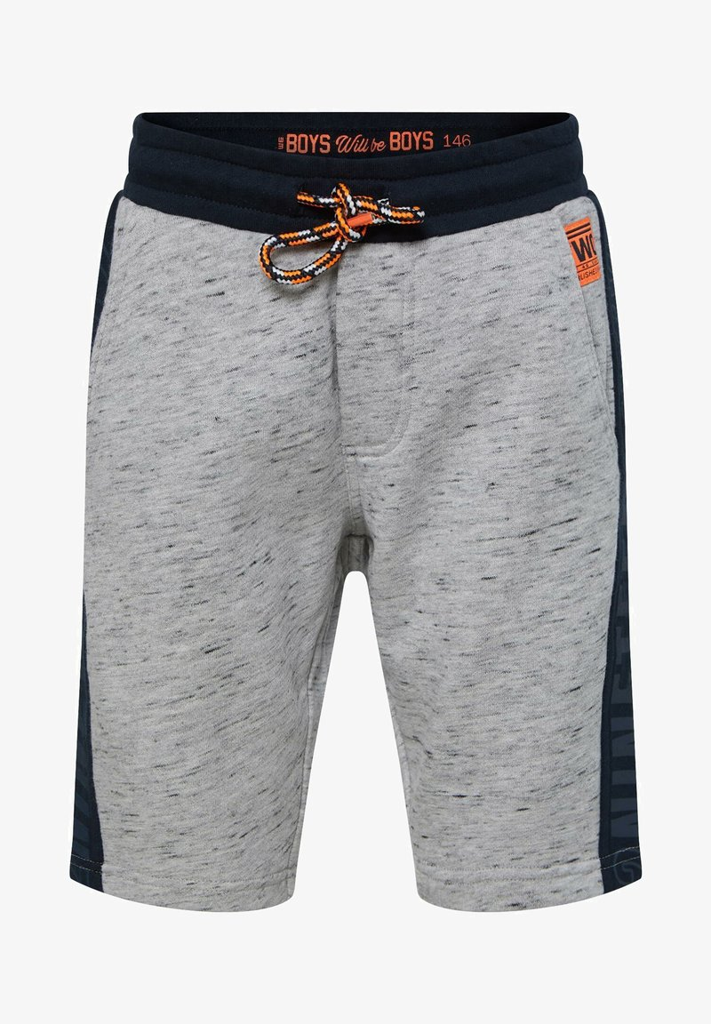 WE Fashion - Shorts - blended light grey