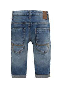 WE Fashion - WE FASHION JUNGEN-REGULAR-FIT-JEANSSHORTS - Shorts vaqueros - blue - 3