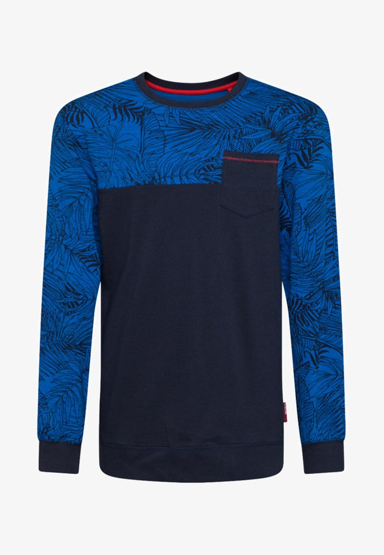 WE Fashion - T-shirt à manches longues - dark blue