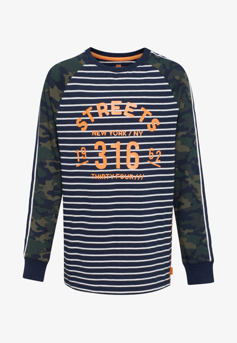 WE Fashion - Long sleeved top - navy blue