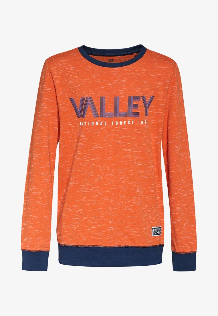 WE Fashion - Long sleeved top - orange