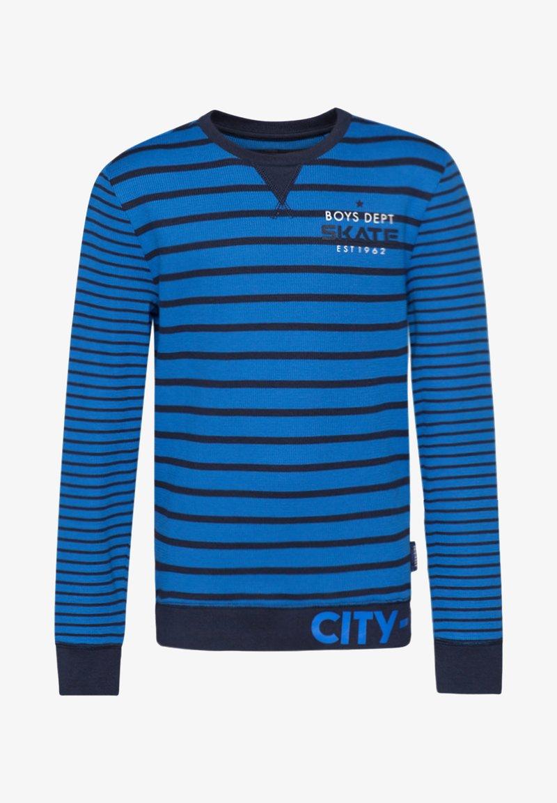 WE Fashion - Langarmshirt - royal blue