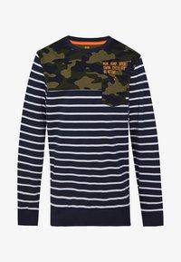WE Fashion - Sweatshirt - blue - 0