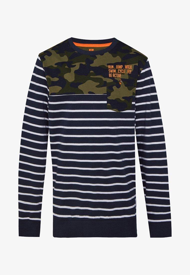 WE Fashion - Sweatshirt - blue