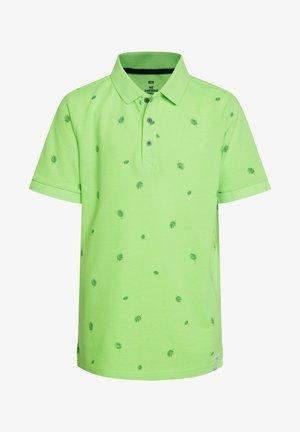 Polo - bright green