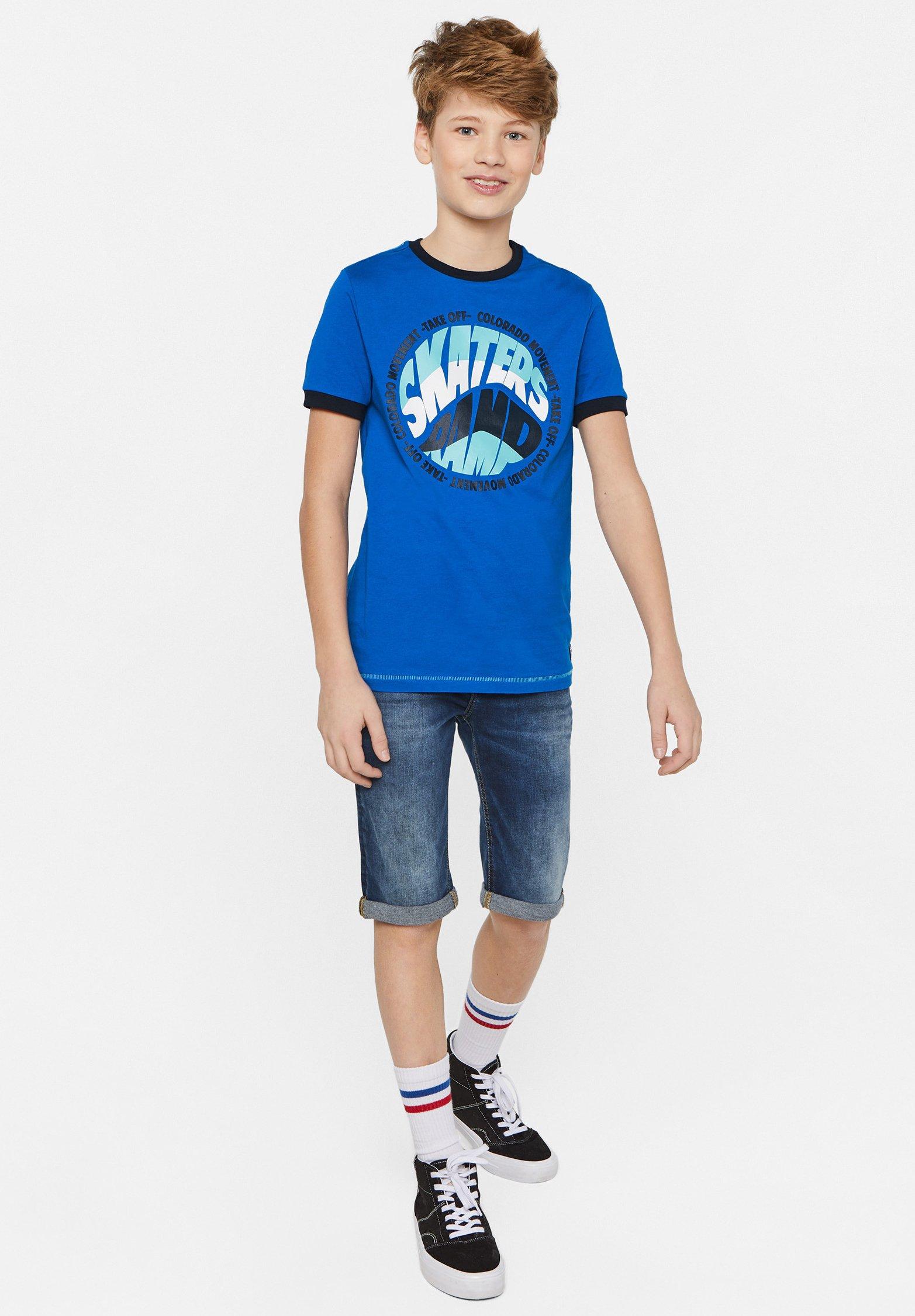 Große Förderung WE Fashion WE FASHION JONGENS 2-PACK T-SHIRT - T-Shirt print - multi-coloured | Damenbekleidung 2020