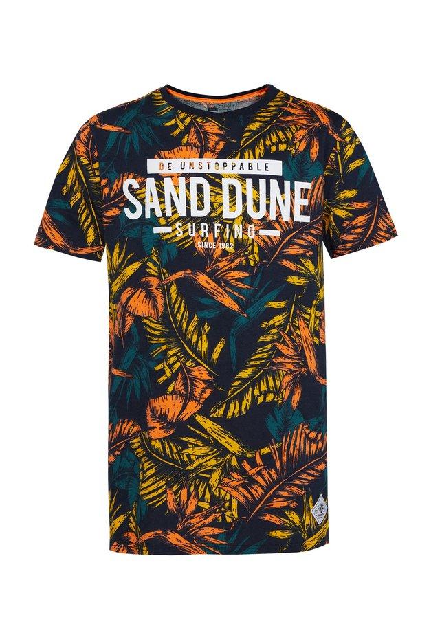 JONGENS - T-shirt print - multi-coloured