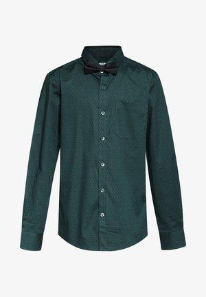 Overhemd - dark green