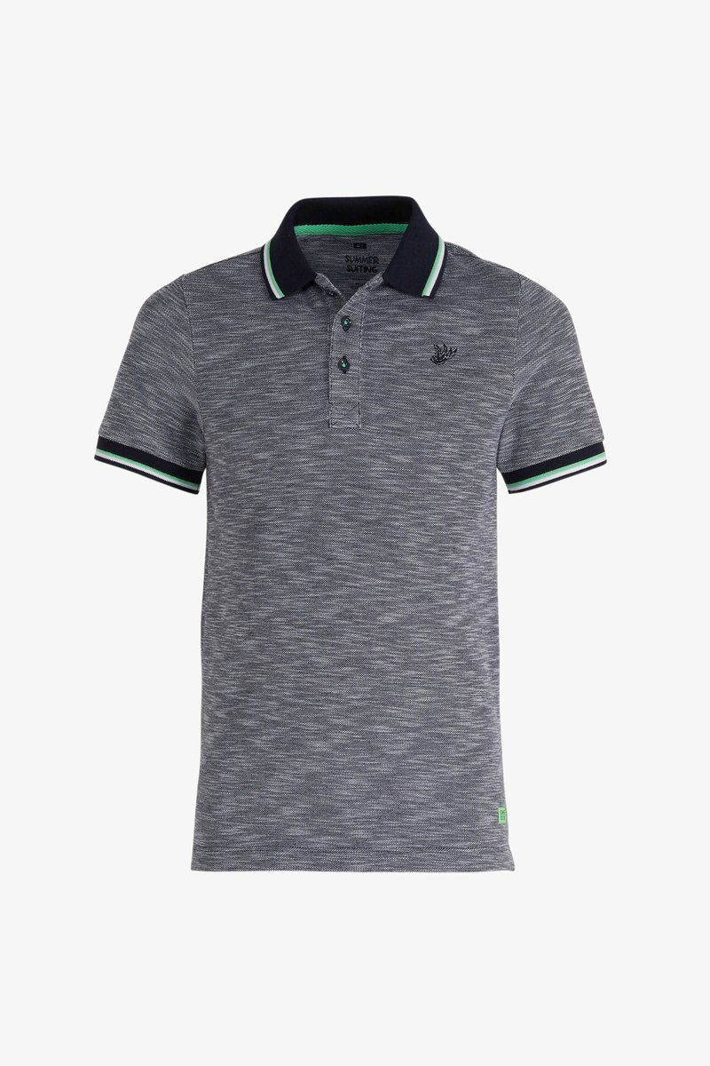 WE Fashion - Poloshirt - grey