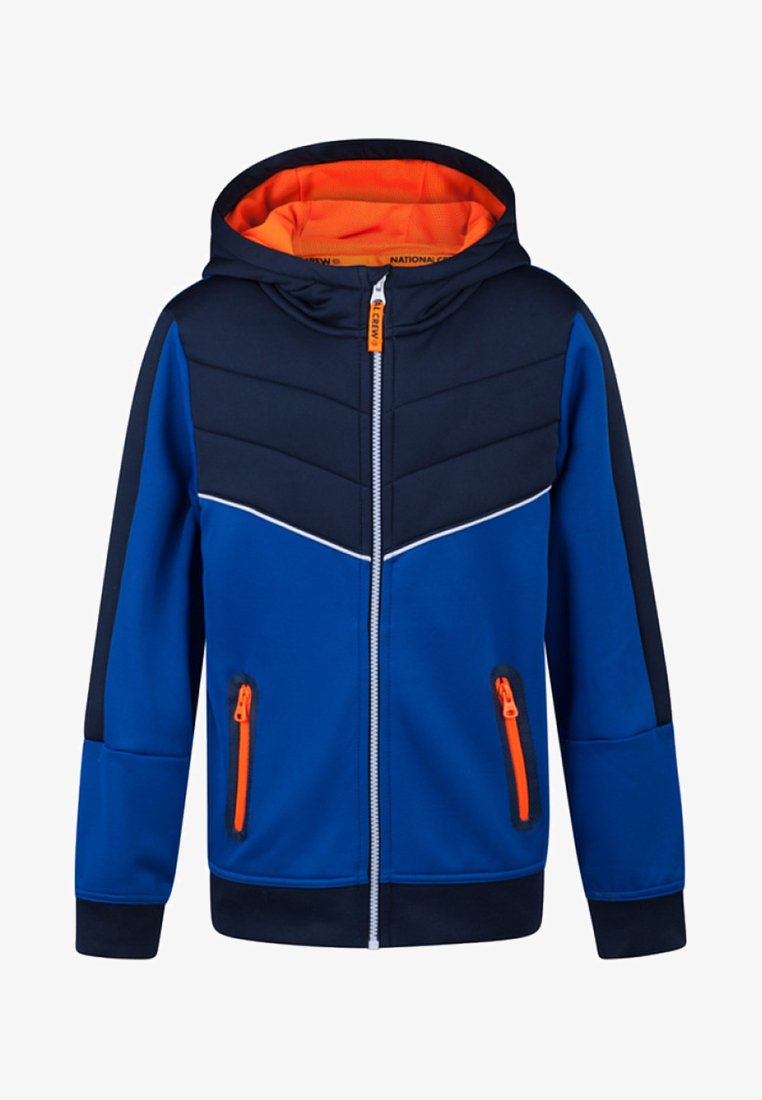 WE Fashion - Sweatjacke - cobalt blue