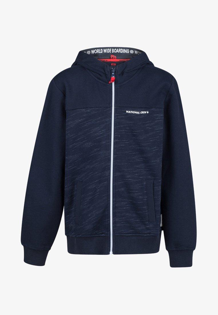 WE Fashion - Sweatjacke - navy blue