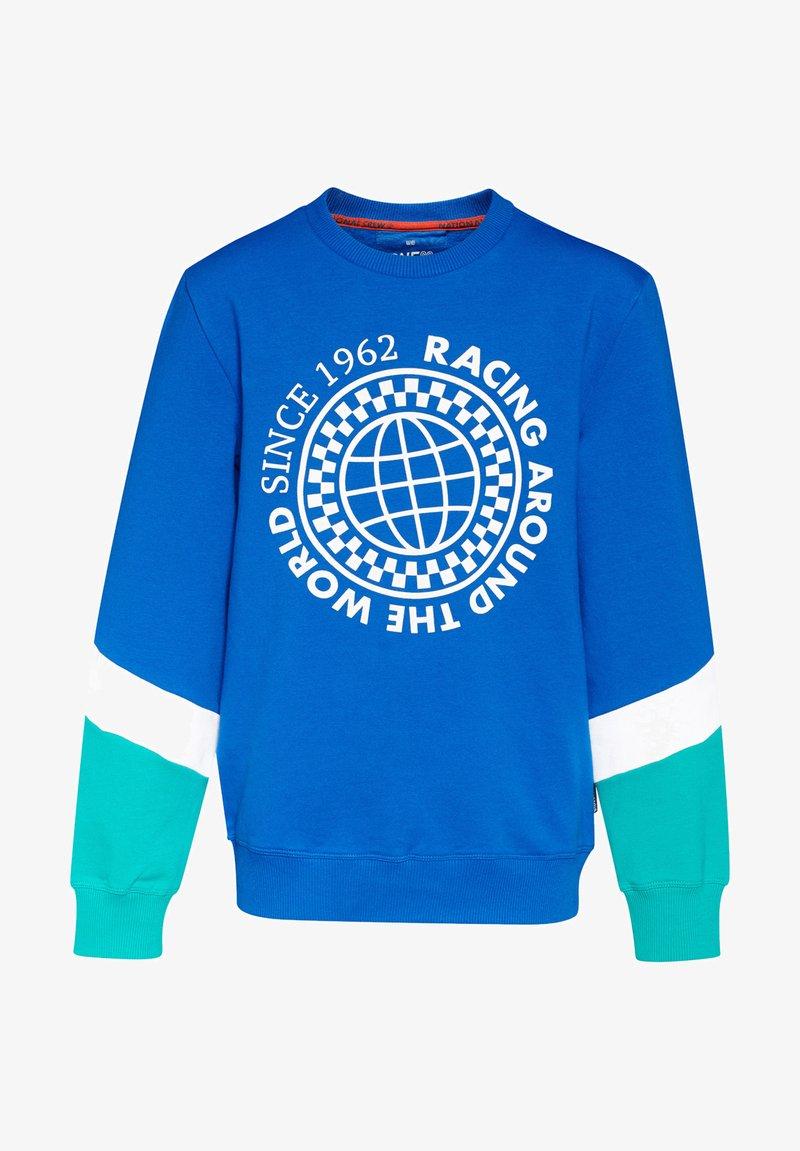 WE Fashion - Sweater - bright blue
