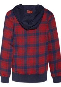 WE Fashion - Huppari - vintage red - 1