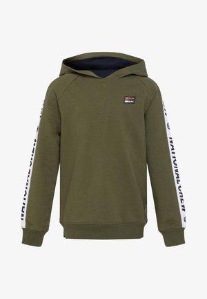 Hoodie - army green