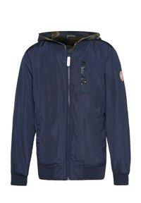 WE Fashion - REVERSIBLE JAS MET CAPUCHON - Bomber Jacket - multi coloured - 2