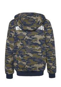 WE Fashion - REVERSIBLE JAS MET CAPUCHON - Bomber Jacket - multi coloured - 1