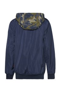 WE Fashion - REVERSIBLE JAS MET CAPUCHON - Bomber Jacket - multi coloured - 3