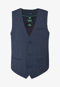 WE Fashion - Gilet elegante - blue - 0