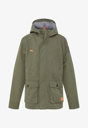Parka - army green