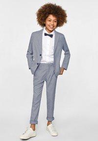 WE Fashion - WE FASHION JONGENS SLIM FIT GERUITE BLAZER - Blazer jacket - blue - 0