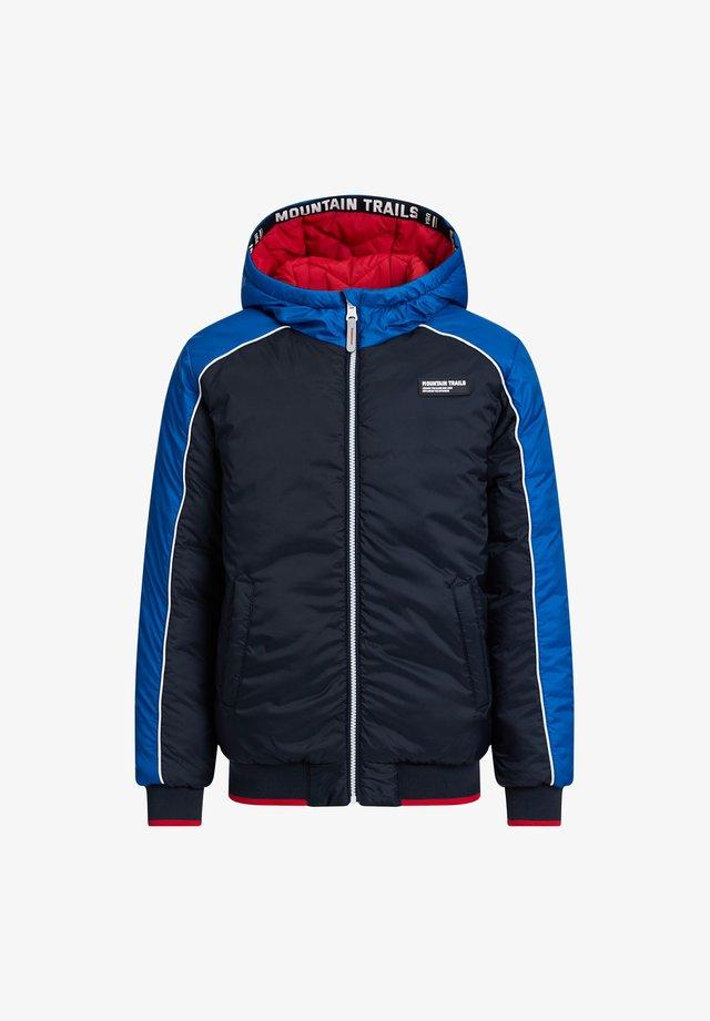 WENDBAR - Winter jacket - dark blue