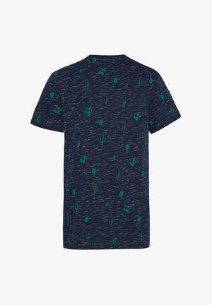 MET DESSIN - T-shirt print - dark blue