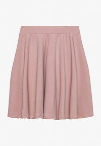 WAL G. - SKATER SKIRT - Áčková sukně - blush pink - 1