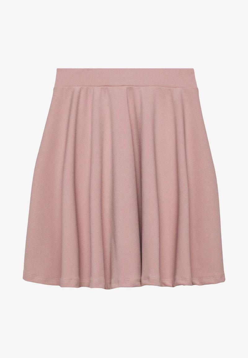 WAL G. - SKATER SKIRT - Áčková sukně - blush pink