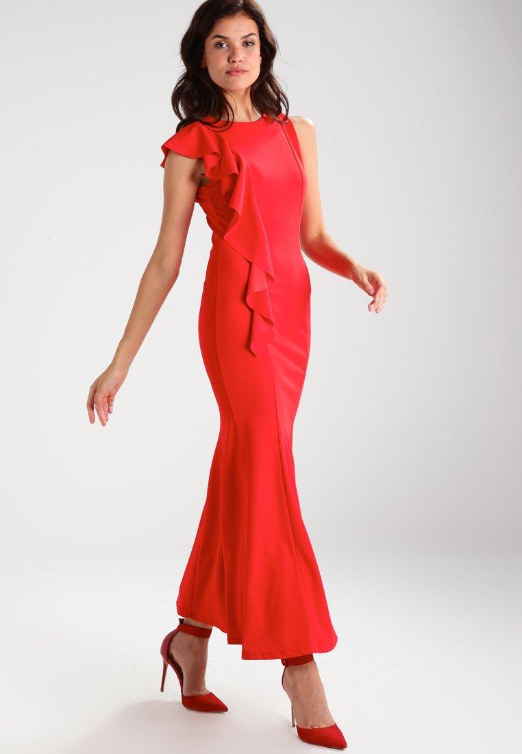 WAL G. - Długa sukienka - red