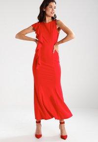 WAL G. - Vestido largo - red - 1