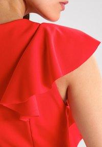 WAL G. - Vestido largo - red - 4