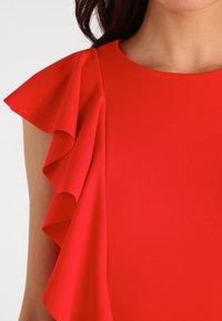 WAL G. - Vestido largo - red - 3