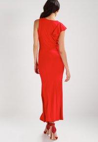 WAL G. - Vestido largo - red - 2