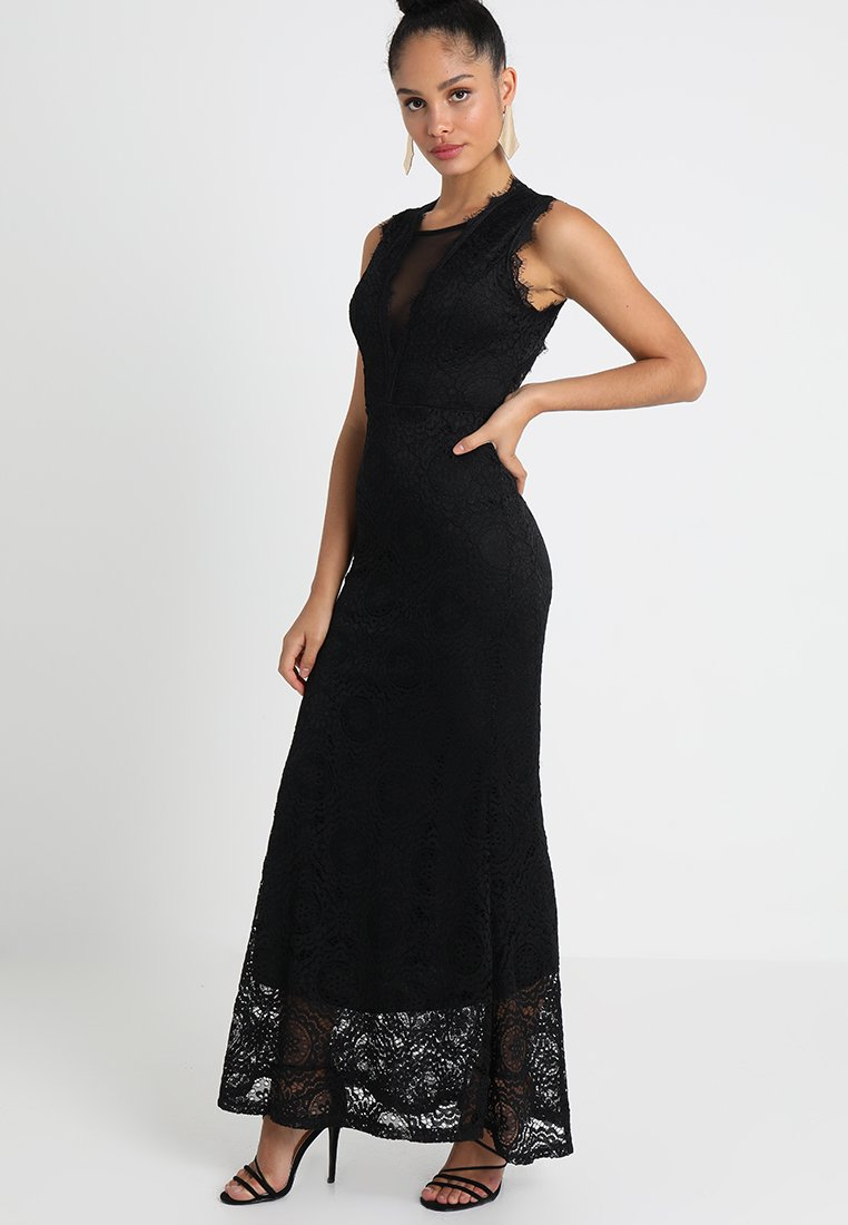 WAL G. - SLEEVLESS MAXI - Ballkleid - black