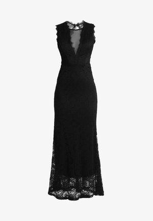 SLEEVLESS MAXI - Společenské šaty - black