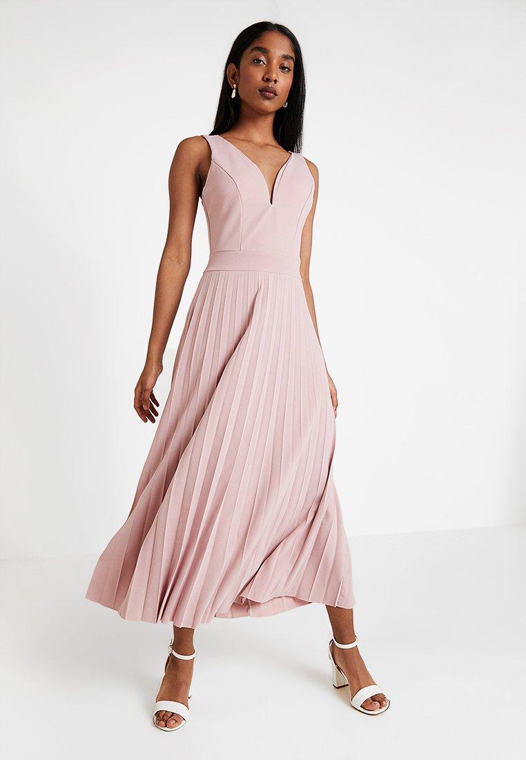 WAL G. - Maxi dress - blush