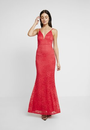 Robe de cocktail - raspberry