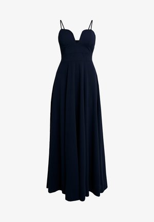 THIN STRAP CUP - Robe de cocktail - navy